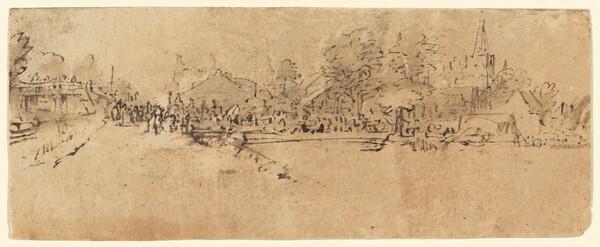 View of Diemen