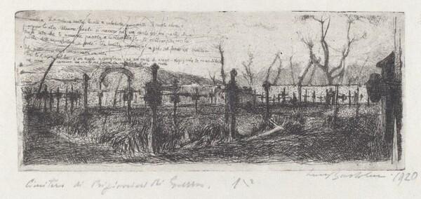 Cemetery of Prisoners of War (Cimitero dei prigionieri di guerra)