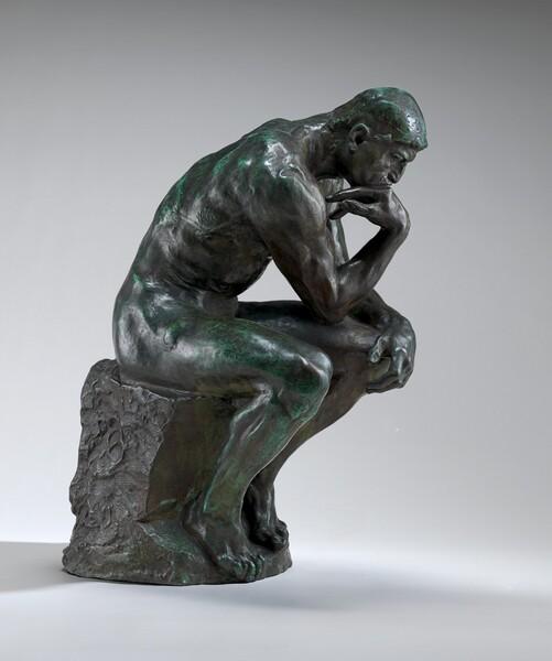 The Thinker (Le Penseur)