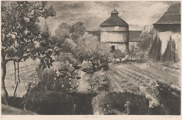 Le Potager de Besanceuil (The Vegetable Garden in Besanceuil)