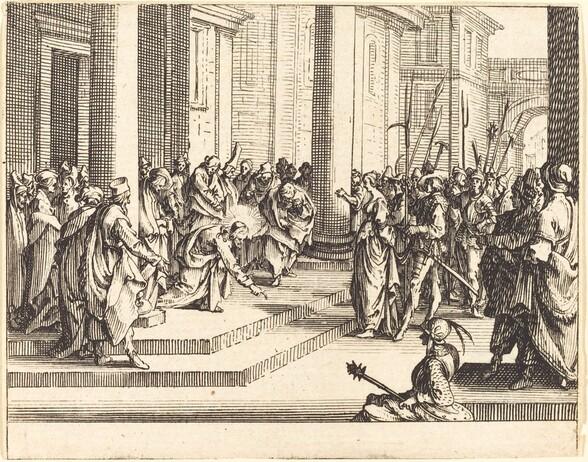 Stoning of Jesus