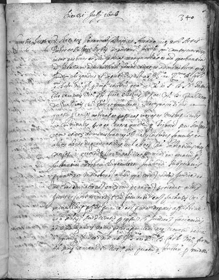 ASR, TNC, uff. 11, 1606, pt. 3, vol. 70, fol. 340r