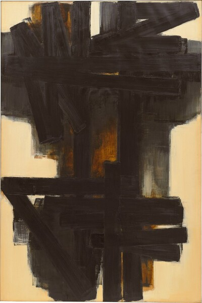 Peinture 195 x 130 cm, 1955