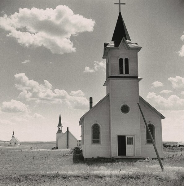 On the Great Plains, near Winner, South Dakota