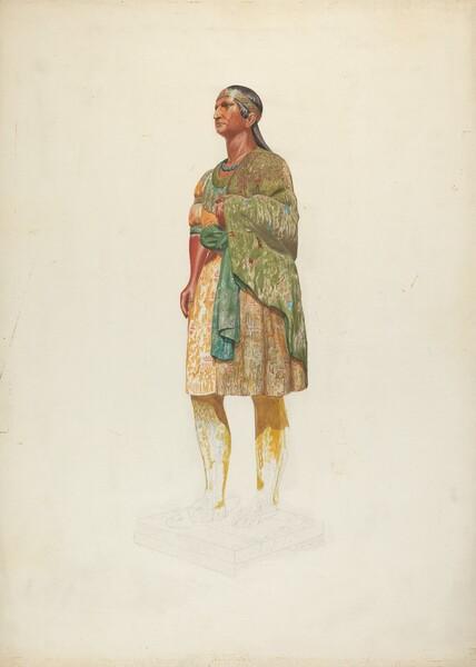 Figurehead: Indian