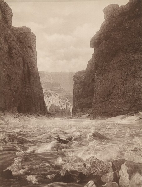 Rapids, Exploring the Colorado River