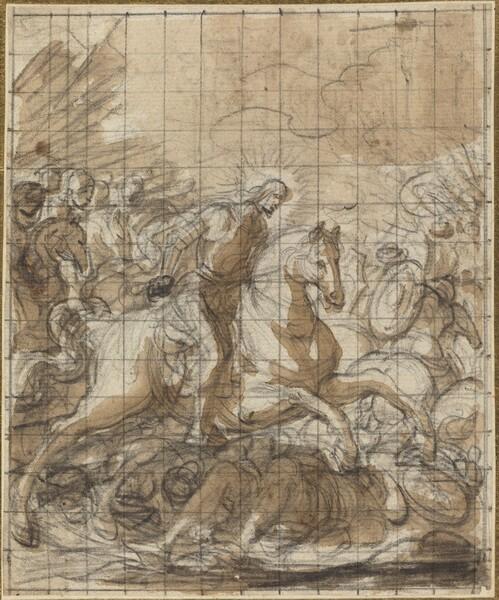 Saint James Defeating the Infidels