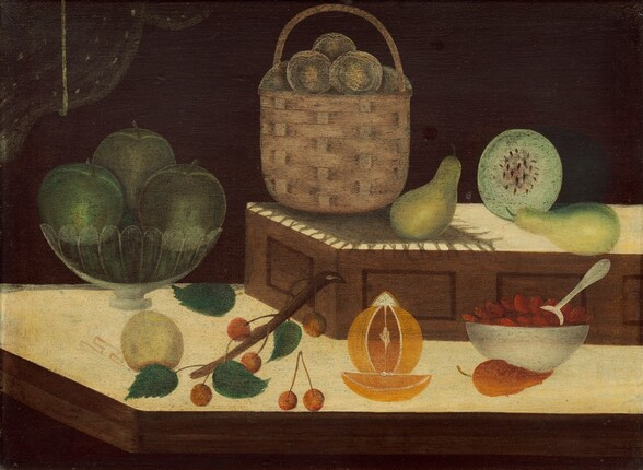 Still Life of Fruit