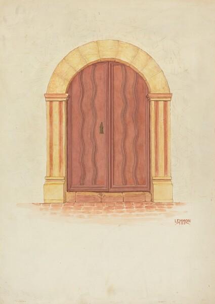 Mission Doors