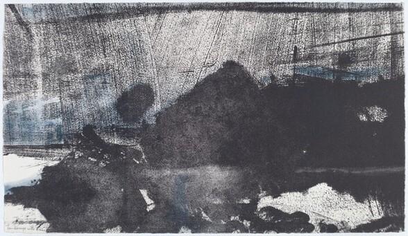 Landscape with Rain