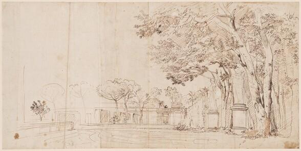 The Gardens of the Villa Medici