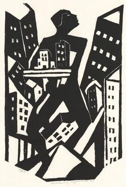 James Lesesne Wells, Looking Upward, 19281928