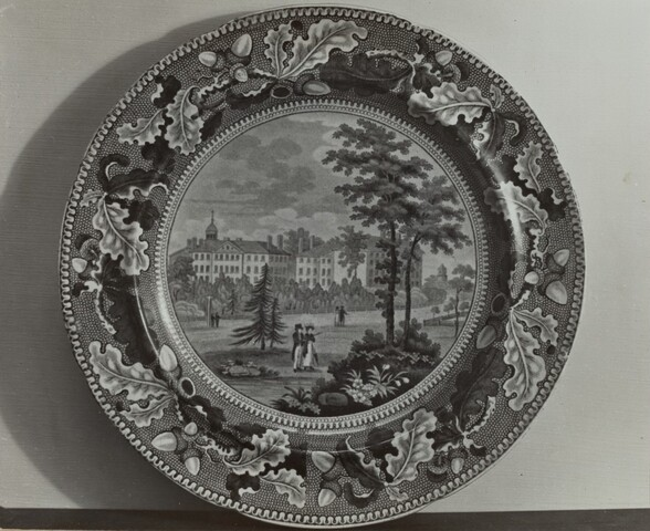 Plate - Harvard College