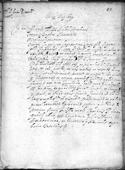 ASR, TNC, uff. 11, 1609, pt. 2, vol. 81, fol. 85r