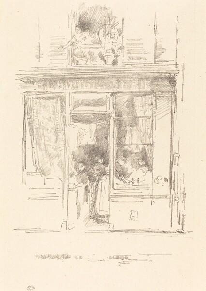 The Laundress: La Blanchisseuse de la Place Dauphine