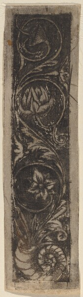 Oblong Ornament Panel