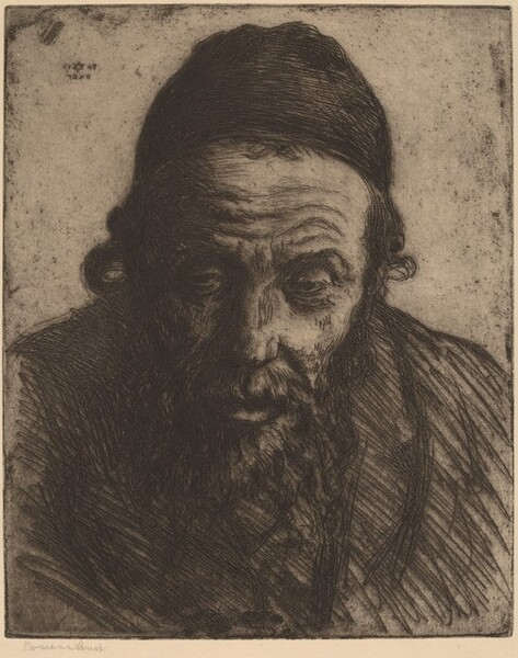 Jew from Warsaw
