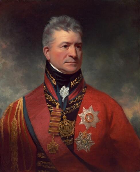 Lieutenant-General Sir Thomas Picton