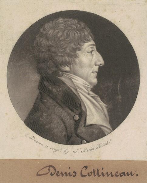 Dennis Nicholas Cottineau