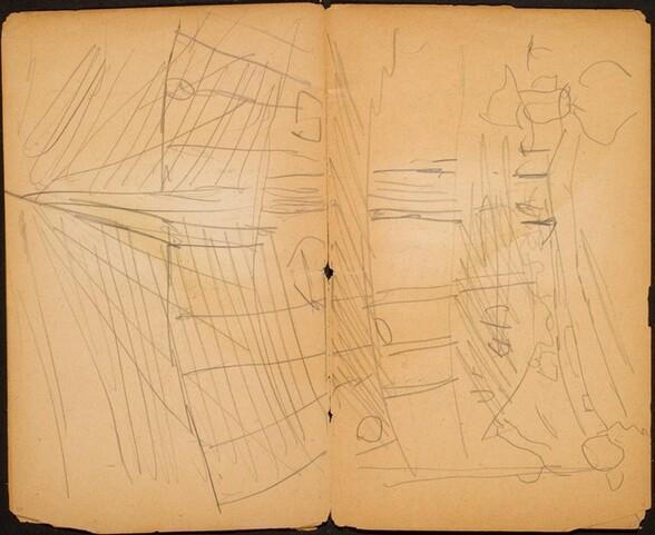 Zelt(?)Architektur (Tent-like Architecture) [p. 10-11]