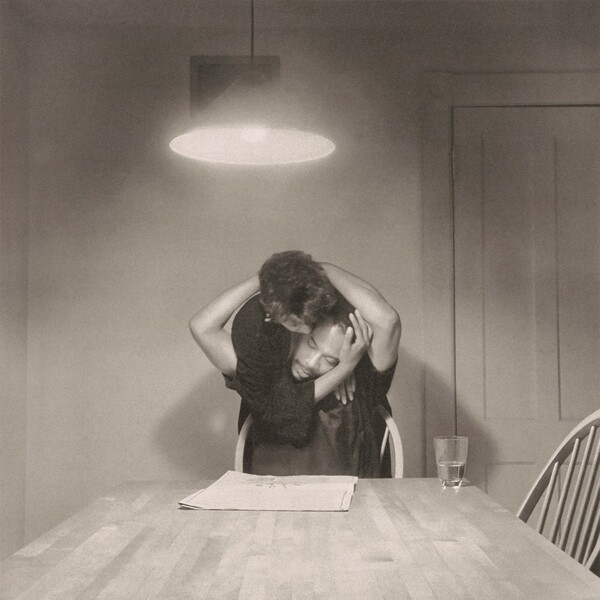 Untitled (Man reading newspaper)