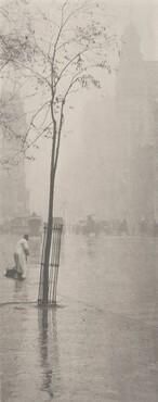 image: Spring Showers, New York