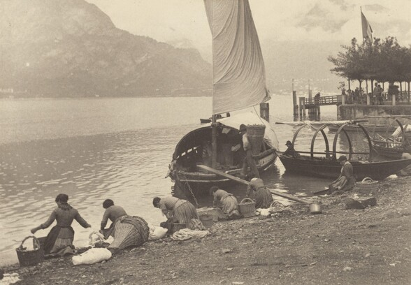 At Lake Como