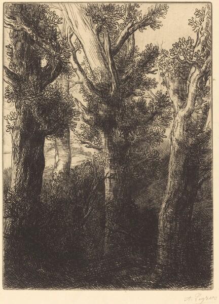 German Forest, Downley