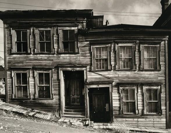 House on Incline, Virginia City, Nevada