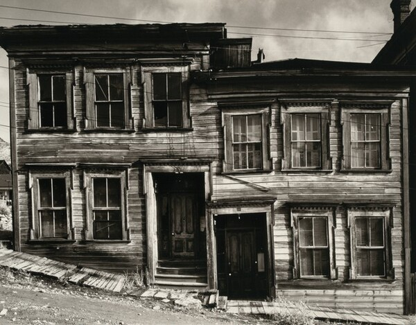 House on Incline, Virginia City, Nevada