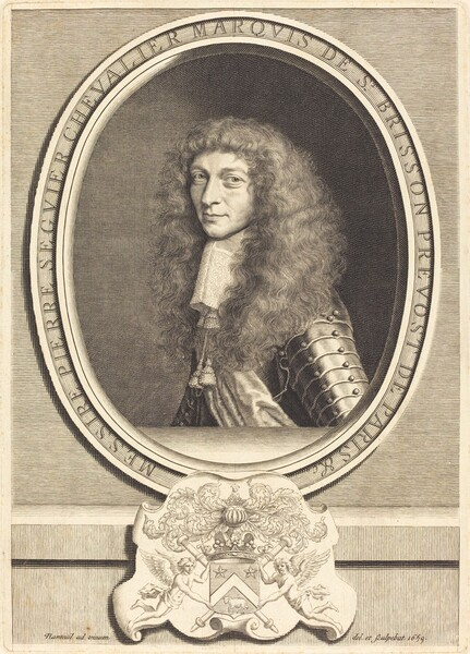 Pierre Seguier, Marquis de Saint-Brisson