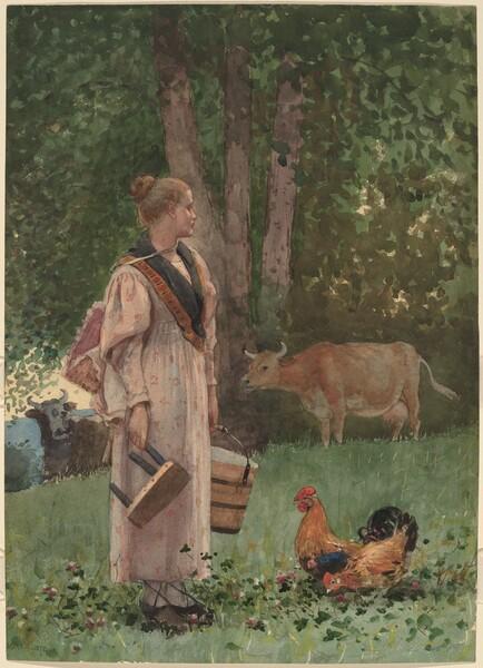 The Milk Maid