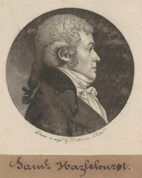 Samuel Hazlehurst