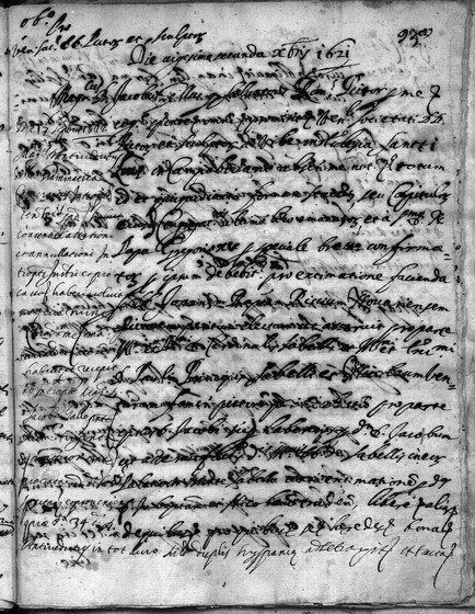 ASR, TNC, uff. 15, 1621, pt. 4, vol. 90, fol. 938r