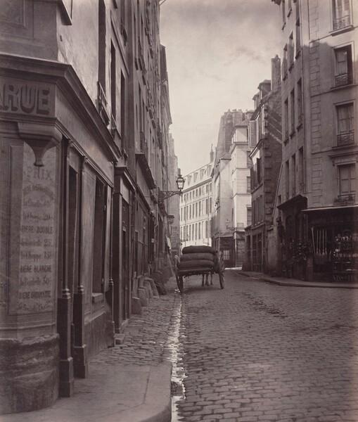 Rue de la Bûcherie, du cul de sac Saint-Ambroise (fifth arrondissement)