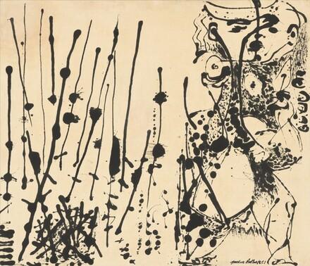 Jackson Pollock, Number 7, 1951, 1951