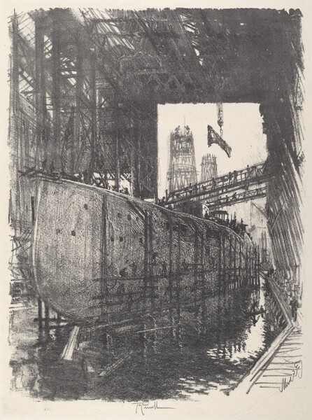 Building the Battleship