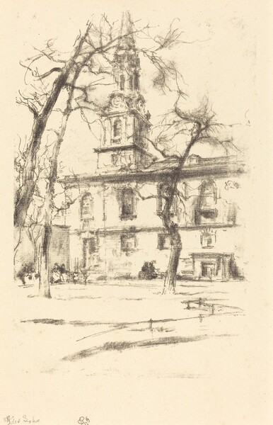 St. Giles-in-the-Fields