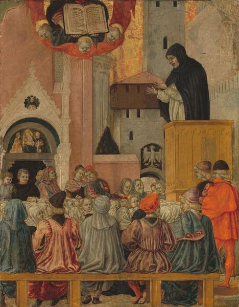 A Dominican Preaching