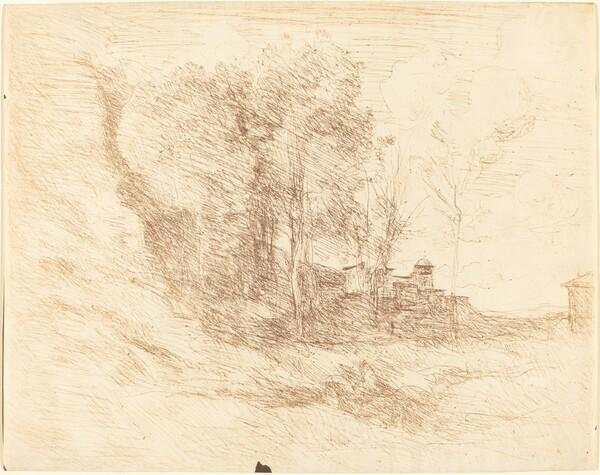 Souvenir of Ostia (Souvenir d