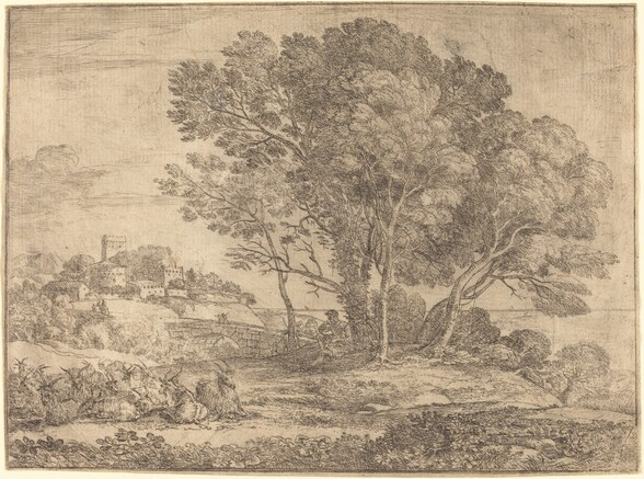 The Goatherd (Le chevrier)