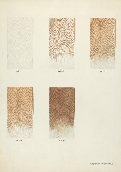 Technique Demo (Wood Grain)