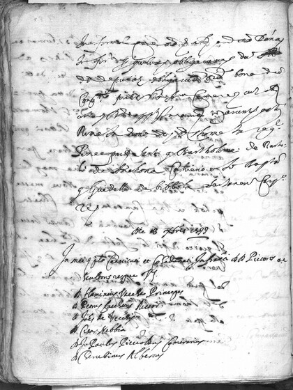 ASR, TNC, uff. 11, 1599, pt. 4, vol. 44, fol. 385v