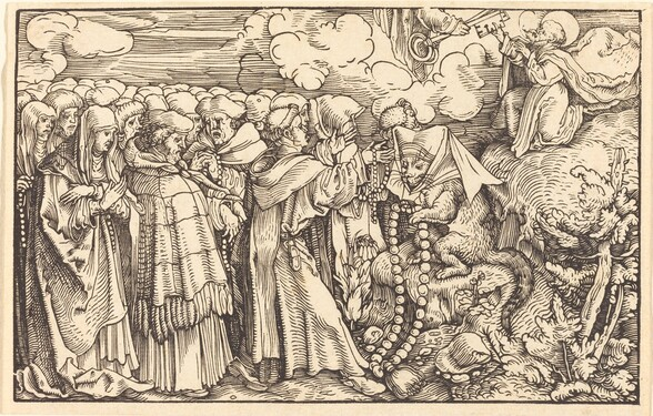 Allegory - Religious Frivolity