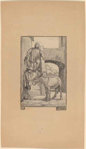 The Son and the Donkey