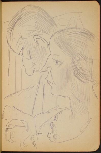 Mann und Frau (Man and Woman) [p. 43]