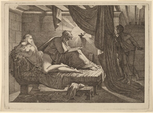 Xenocrates and Phryne