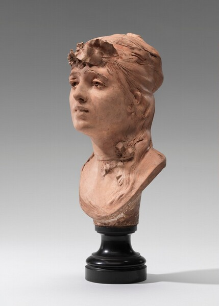 Bust of a Young Girl