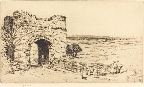 Strand Gate, Winchelsea