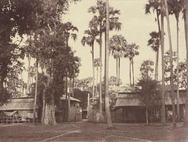 Amerapoora: West Gate of the Residency Enclosure